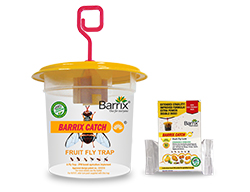 Buy online pheromone products for organic farming-Barrix catch fruit fly trap