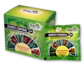 Buy online IPM products for organic farming - Barrix control