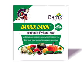 Buy online pheromone products for organic farming-Barrix catch vegetable fly lure